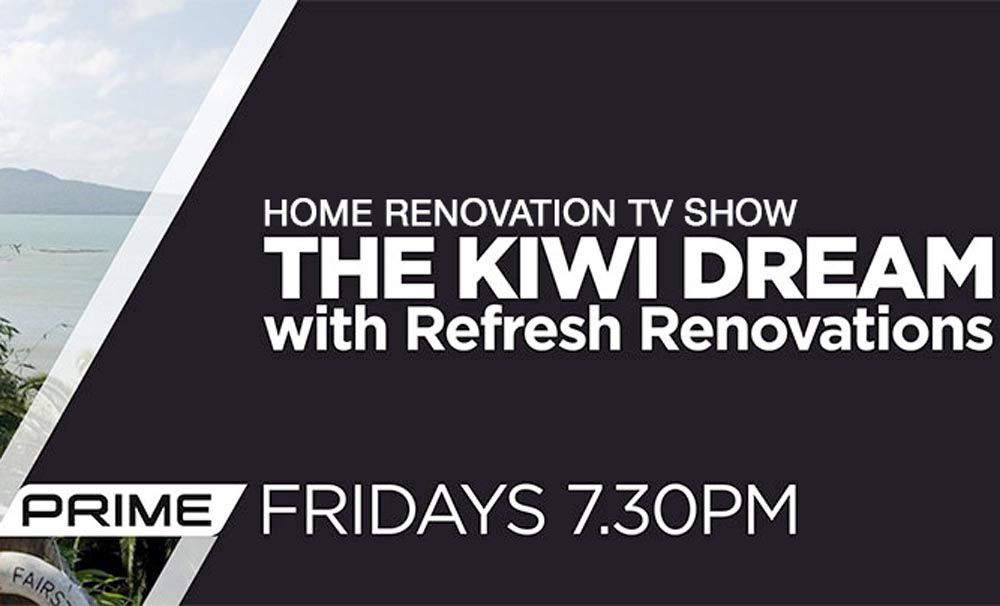"Breezway Windows feature in ""Kiwi Dream"" TV Program"