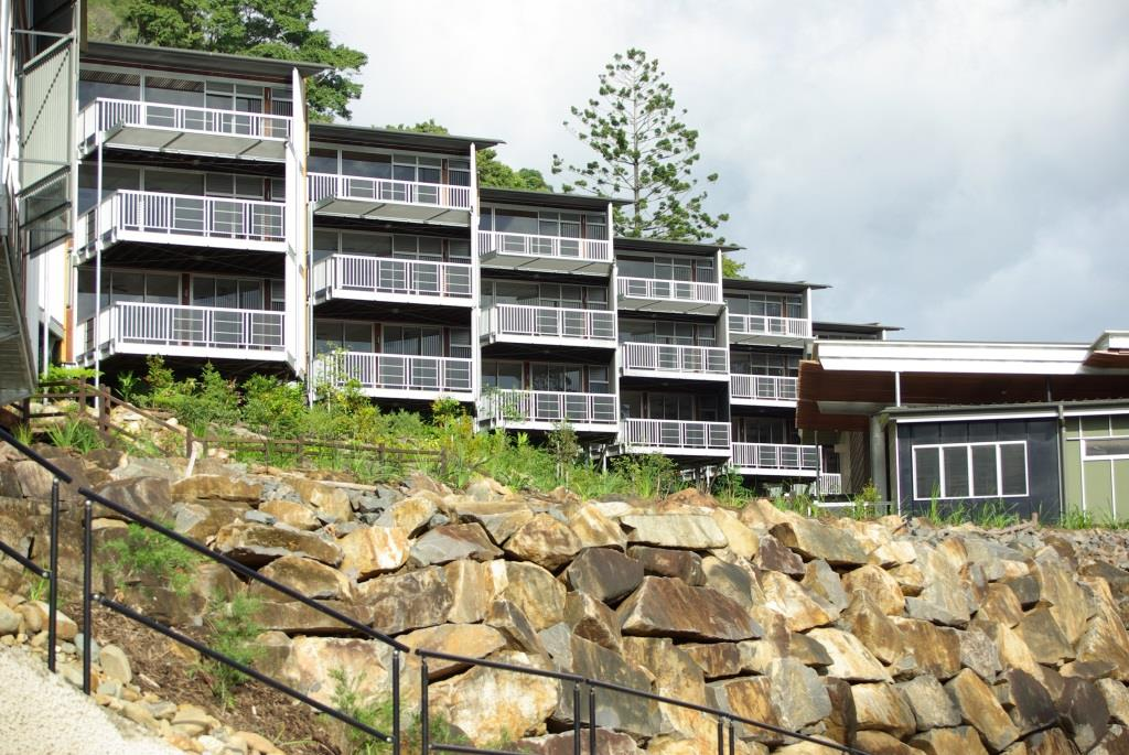 Apartments and Townhouses