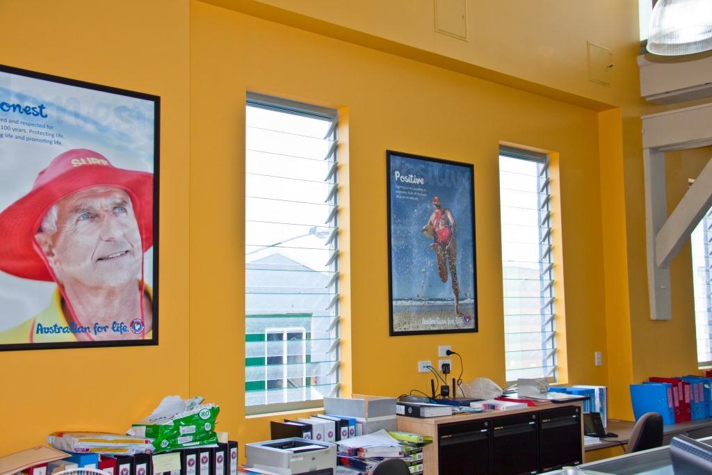 Surf Life Saving Headquarters, Air & Comfort, Australia
