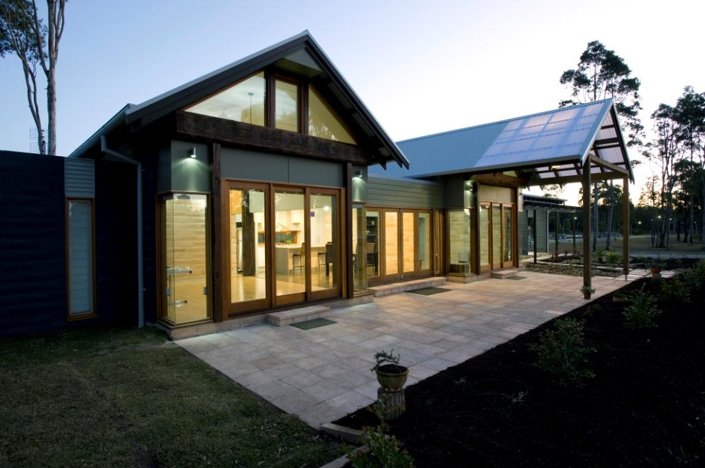 Environmentally Sustainable Home, Controlled Airflow, Australia