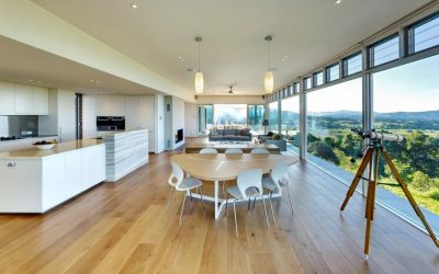 Generate Fresh Air in your Living and Dining Rooms